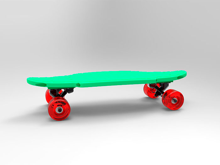 Open Board Render