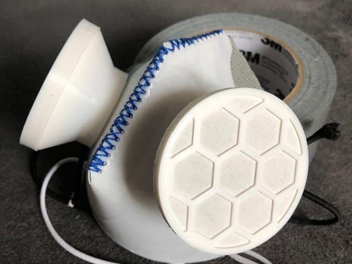 Foldable-Respirator